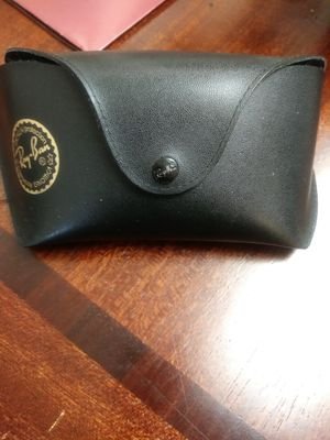 Authentic Rayban Sunglasses and Case for Sale in Alexandria, VA