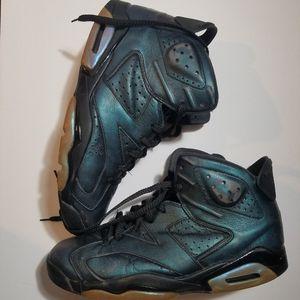 Nike air jordan 6 all star chameleon size 8.5 men for Sale in Santa Monica, CA