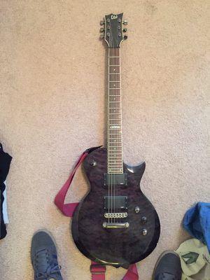 Esp electric guitar for Sale in Salt Lake City, UT