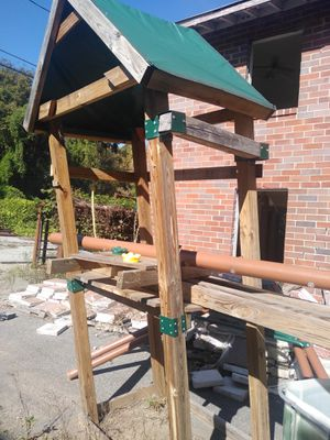 Used Outdoor Playset For Sale