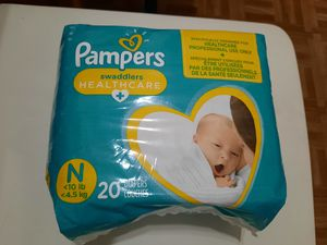 Pampers brand Diapers for Sale in Los Angeles, CA