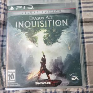 Dragon Age : Inquisition Game For Ps3 for Sale in New Lenox, IL