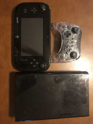Nintendo Wii U for Sale in Pasadena, TX