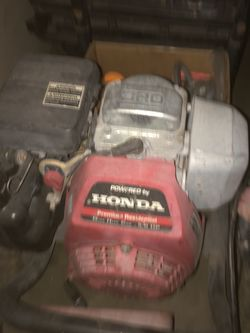Honda Pressure Washer Motor for Sale in Los Angeles,  CA