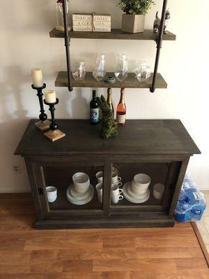 Restoration hardware cabinet for Sale in San Diego, CA