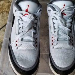 "Jordan 3 Retro ""Tinker Hatfield "" Size 11 No Box for Sale in Las Vegas,  NV"