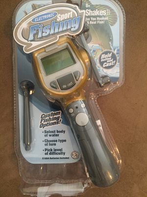 Electric fishing reel for Sale in Phoenix, AZ