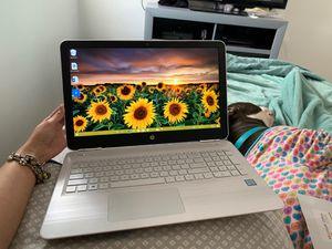 HP touchscreen laptop for Sale in Hialeah, FL
