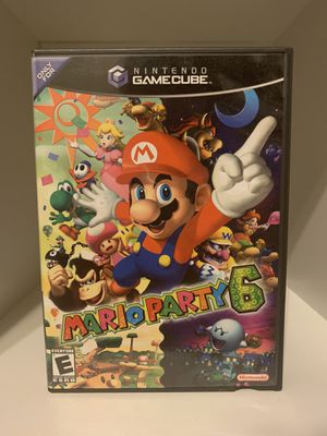 GameCube: Mario Party 6 for Sale in Friendswood, TX