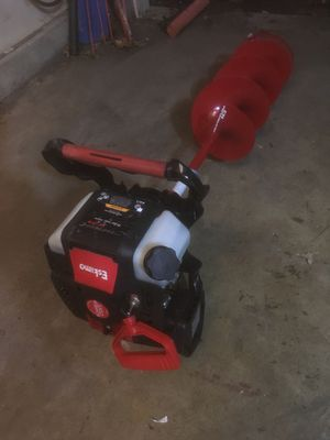Ice fishing auger for Sale in Bolingbrook, IL