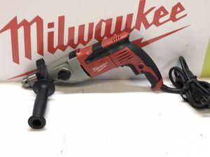 Milwaukee 1/2 in. Heavy-Duty Hammer Drill for Sale in Bakersfield, CA