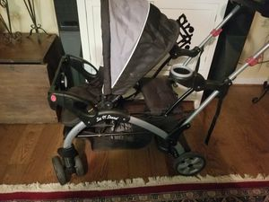 Sit n Stand Stroler for Sale in Red Oak, TX