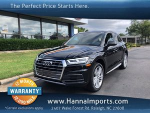 2018 Audi Q5 for Sale in Raleigh, NC