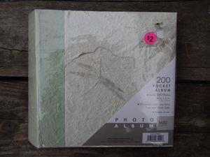 BRAND NEW 200 Pocket Photo Album for Sale in Monroe, LA