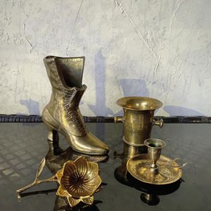 Brass Decor for Sale in Garland, TX