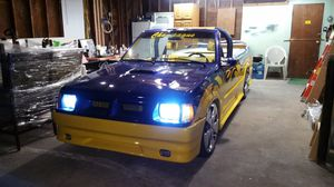 Mazda b2200 on hydraulics for Sale for sale  BVL, FL