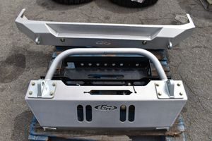 GenRight OffRoad Front / Rear Aluminum Bumpers Semi New For Jeep JK for Sale in Pomona, CA