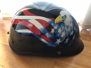 Motorcycle Half Helmet for Sale in Alexandria, VA