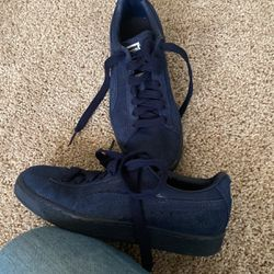 Navy Blue Pumas for Sale in Raleigh,  NC