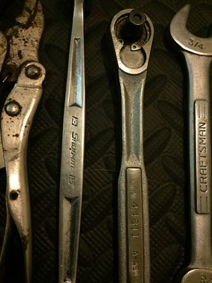 Snap on / craftsman/ tools for sale $30 for Sale in Garland, TX