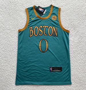 Jayson Tatum Boston Celtics NBA Jersey - Brand New - Men's - Nike NBA 2019 / 2020 Green Basketball Jersey - Size M and L for Sale in Chicago, IL