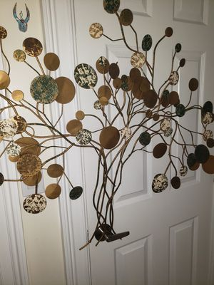 Home Decor Tree / Art wall for Sale in North Fort Myers, FL