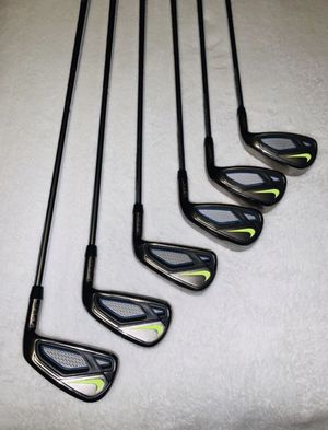 Nike Vapor Fly Iron Golf Clubs for Sale in San Antonio, TX