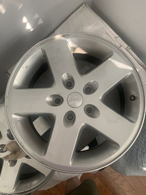 2016 Jeep Wrangler JK OEM Wheels for Sale in Nashville, TN