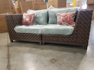 Outdoor sectional couch for Sale in Conyers, GA
