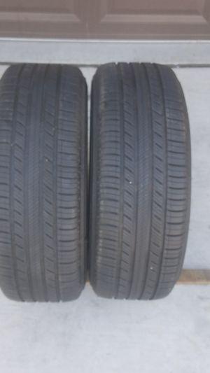 TIRES 95% TREAD - Michelin Premier A/S 225 60 16 - $150 for Sale in Sacramento, CA