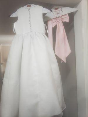 White kids Dress for Sale in Jurupa Valley, CA