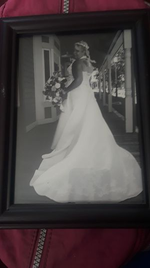Wedding dress. Worn once by mistake... for Sale in Westminster, CO
