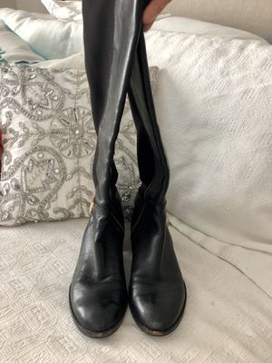 Michael Kors leather boots 7.5 for Sale in Dunedin, FL