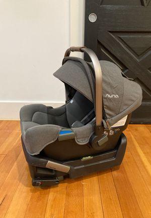 2019 Nuna Pipa Car seat with 2 bases for Sale in Tacoma, WA