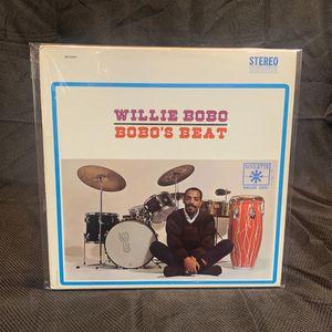 Willie BoBo Lp Vinyl Record Album BoBos Beat for Sale in Moreno Valley, CA