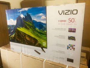 "50"" VIZIO V505-G9 4K UHD HDR LED SMART TV 2160P *FREE DELIVERY* for Sale in Tacoma, WA"