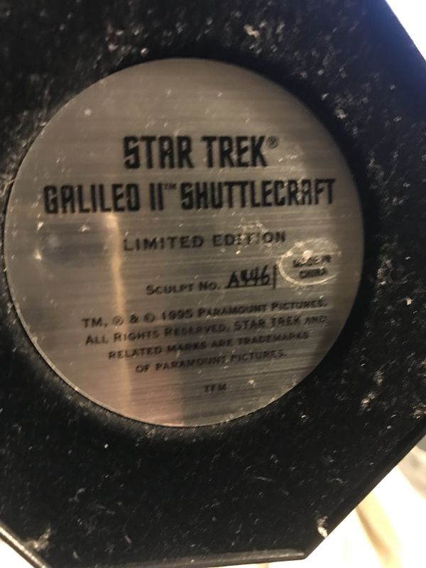 Star track for sale