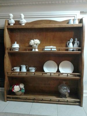 Hutch top shelving. for Sale in Snellville, GA