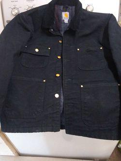 Small Carhartt Jacket Navy Blue for Sale in Seattle,  WA
