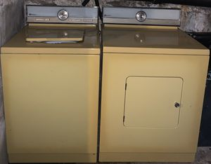 Maytag Washer and dryer for Sale in Pawtucket, RI