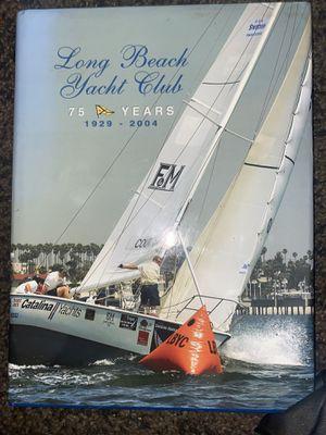 LONG BEACH YACHT CLUB 75 Years Used Good for Sale in Long Beach, CA
