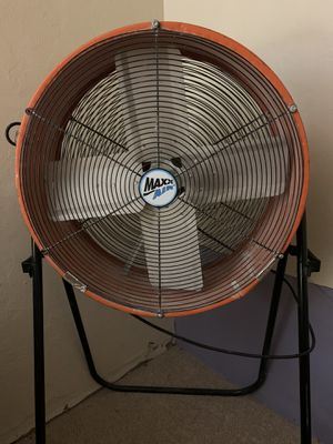 Maxx air fan for Sale in Gainesville, FL