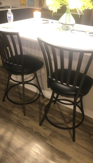 Set of 3 barstools for Sale in Phoenix, AZ
