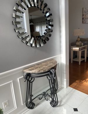 Wall Round Mirror for Sale in Winston-Salem, NC