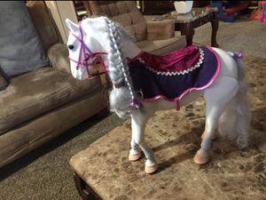 "BATTAT White Quarter Horse for 18"" Dolls Our Generation Girl for Sale in Franklin, TN"