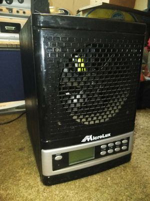 MicroLux Air Purifier for Sale in Olympia, WA