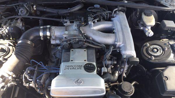 1993 Lexus SC 300