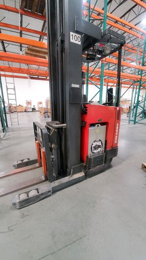 Raymond reach forklift for Sale in San Diego, CA