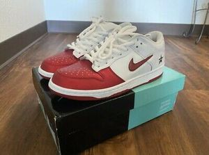 Nike Sb Dunk Supreme Low Varsity Red for Sale in Virginia Beach, VA