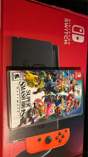 Nintendo Switch for Sale in Spring Valley, CA